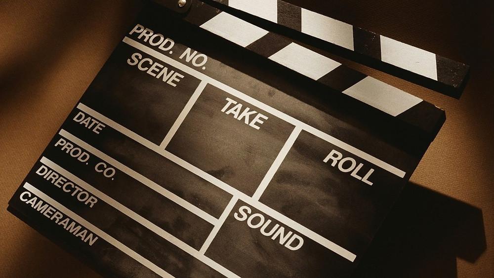 clapperboard-movie-spotlight-photo-hd-wallpaper