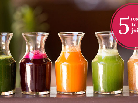 5 on Friday: reasons to hate juicing