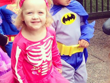 Blogtober14: best Halloween memory
