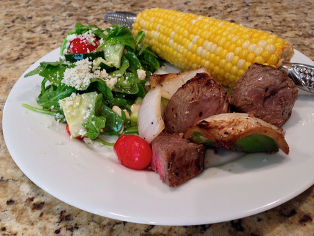 Sunday supper: meat!