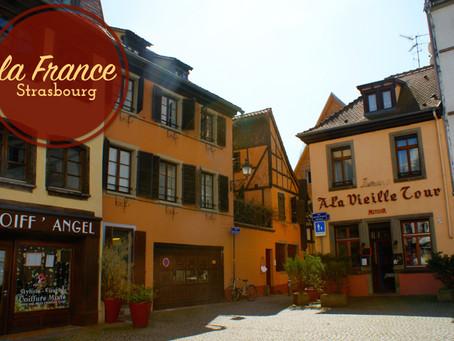 Strasbourg: return to civilization