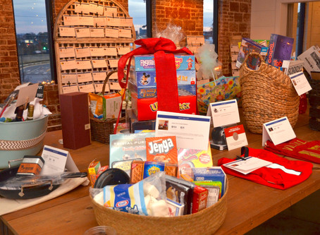 Donate Items for Grade-Level Gift Baskets by March 1