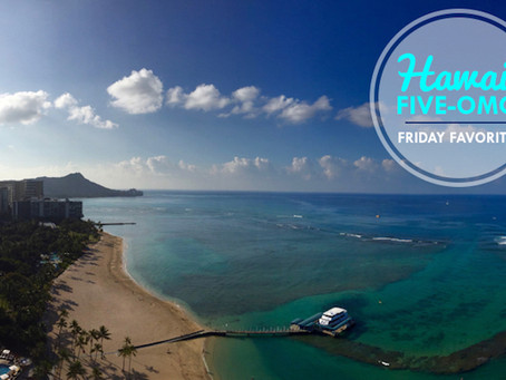 Friday favorites: Hawaiian happiness