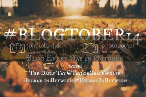 The Daily Tay Blogtober14