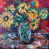 Maryann's sunflowers