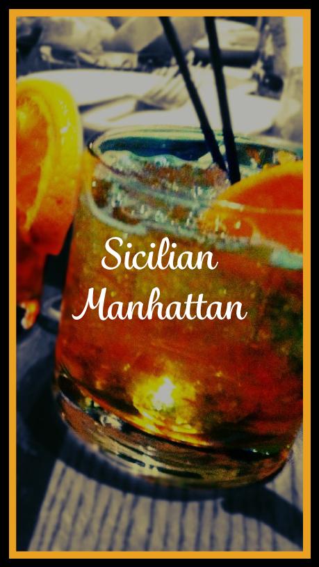 Sicilian-Manhattan