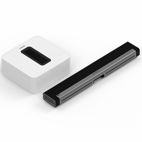 3.1 - Playbar & Sub (White)