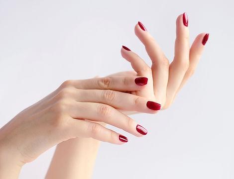 Réjuvénation des mains