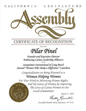 2007 Certificate of Recognition_Californ