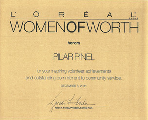 2011 Women of Worth Award_Loreal Paris.j