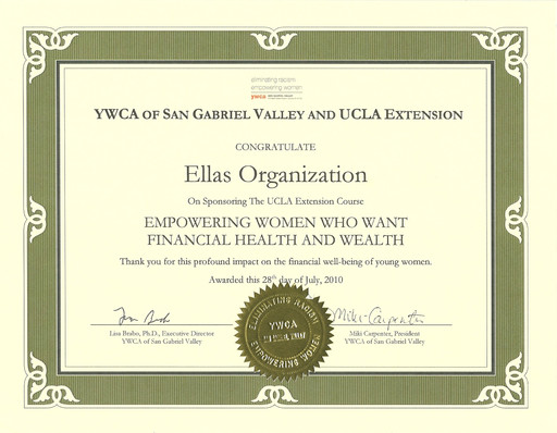 2010 Empowering Women Who Want Financial