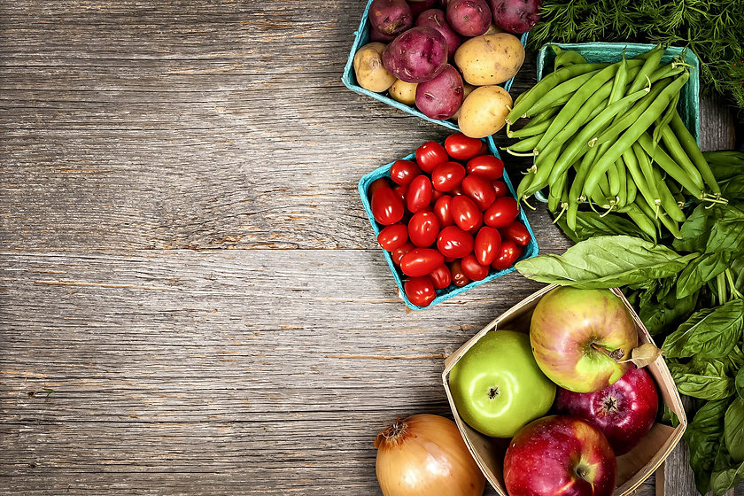 Fresh-farmers-market-fruit-and-vegetable