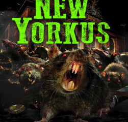 Alex Ganon Reviews: Rattus New Yorkus by Hunter Shea