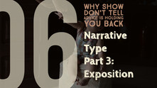Series A Part 6 - Narrative Type: Exposition