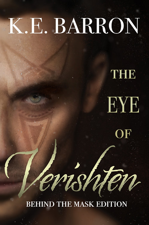 The Eye of Verishten: Behind the Mask Edition (epub)