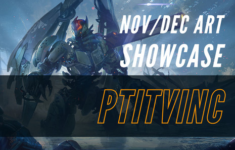 Nov/Dec Art Showcase: PTITVINC