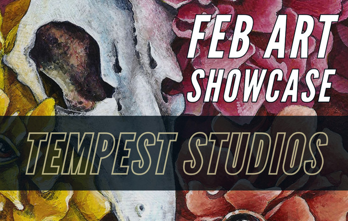 February Art Showcase: Tempest Studios/Erika Schulz