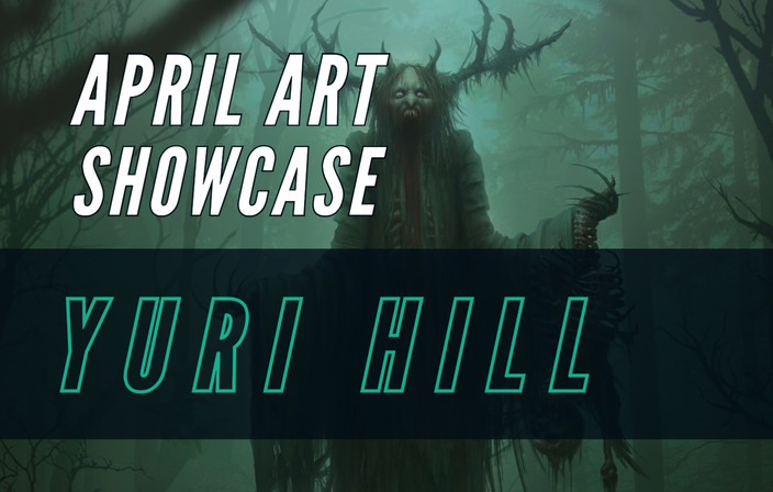 April Art Showcase: Yuri Hill