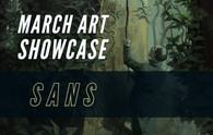 March Art Showcase: Sandeep Karunakaran