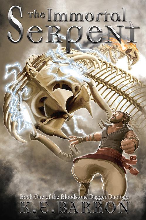 The Immortal Serpent (epub) - K.E. Barron