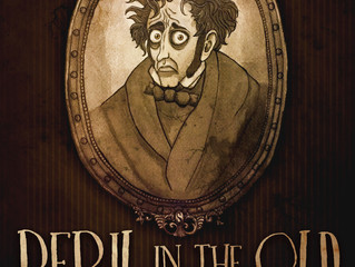 Alex Ganon Reviews: Peril in the Old Country by Sam Hooker