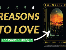 5 reasons to love the world-building in Robert Jackson Bennet's Foundryside
