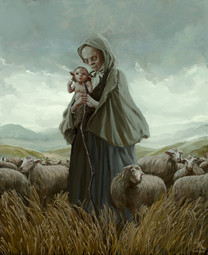 sandeep-karunakaran-the-mother-shepherd.
