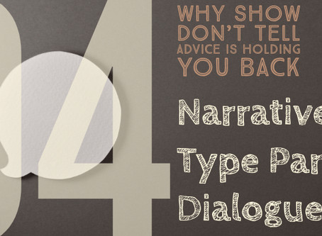 Series A Part 4 - Narrative Type: Dialogue