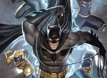 Batman Returns with Batman and the Outsiders