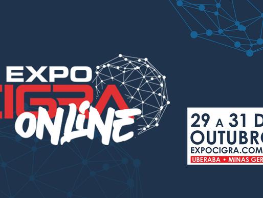 Expocigra 2020 será virtual e poderá ter palestra com a presidente do Magazine Luiza