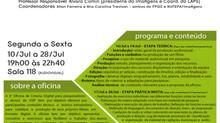 4ª Edição da Oficina de Audiovisual do LAPS/ImaRgens/NUPEPA