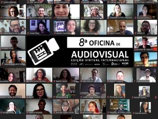 Conheça os filmes resultantes da 8a Oficina de Audiovisual NUPEPA/ImaRgens - ICNOVA/LAPS
