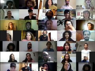 FIlmes da 7ª Oficina de Audiovisual - Edição Virtual Internacional