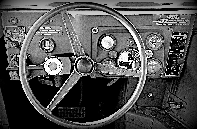 Hummer Wheel