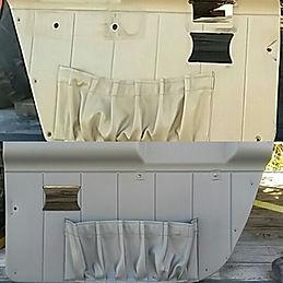 Hummer, H1, Door Panel, Dye, Restoration