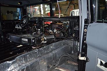 Hummer, H1, door panel
