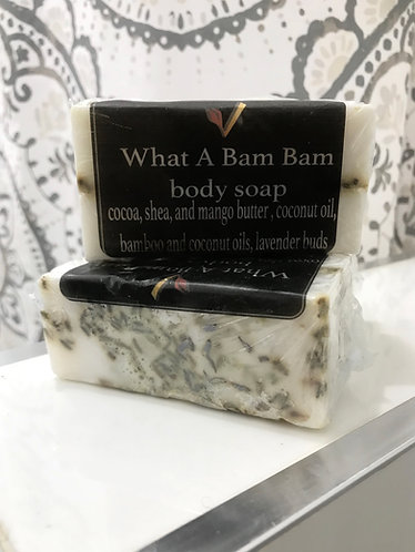 What a Bam Bam Body Soap