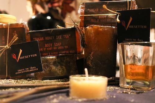 Sugar Honey Ice Tea Body Soap