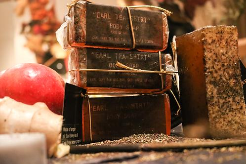 Earl Tea-Shirt Body Soap