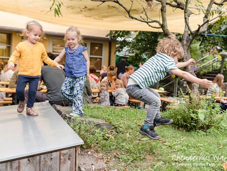 Ein Haus für Kinder und mehr