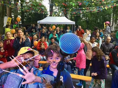 Ein weiteres Kinderkulturfestival