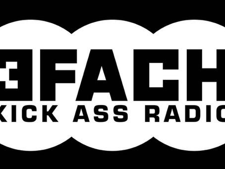 Beitrag auf Radio 3FACH