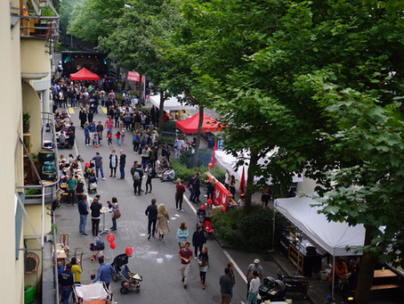Ein neues Strassenfest für Luzern