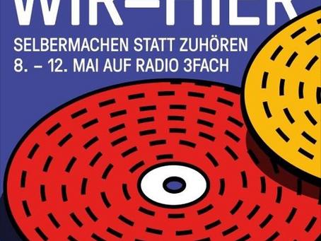 Radio mit Geflüchteten