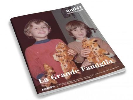 Kuratierte Ausgabe «La grande famiglia»