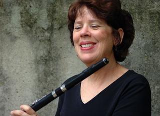 Guest Flutist Jane Lenoir
