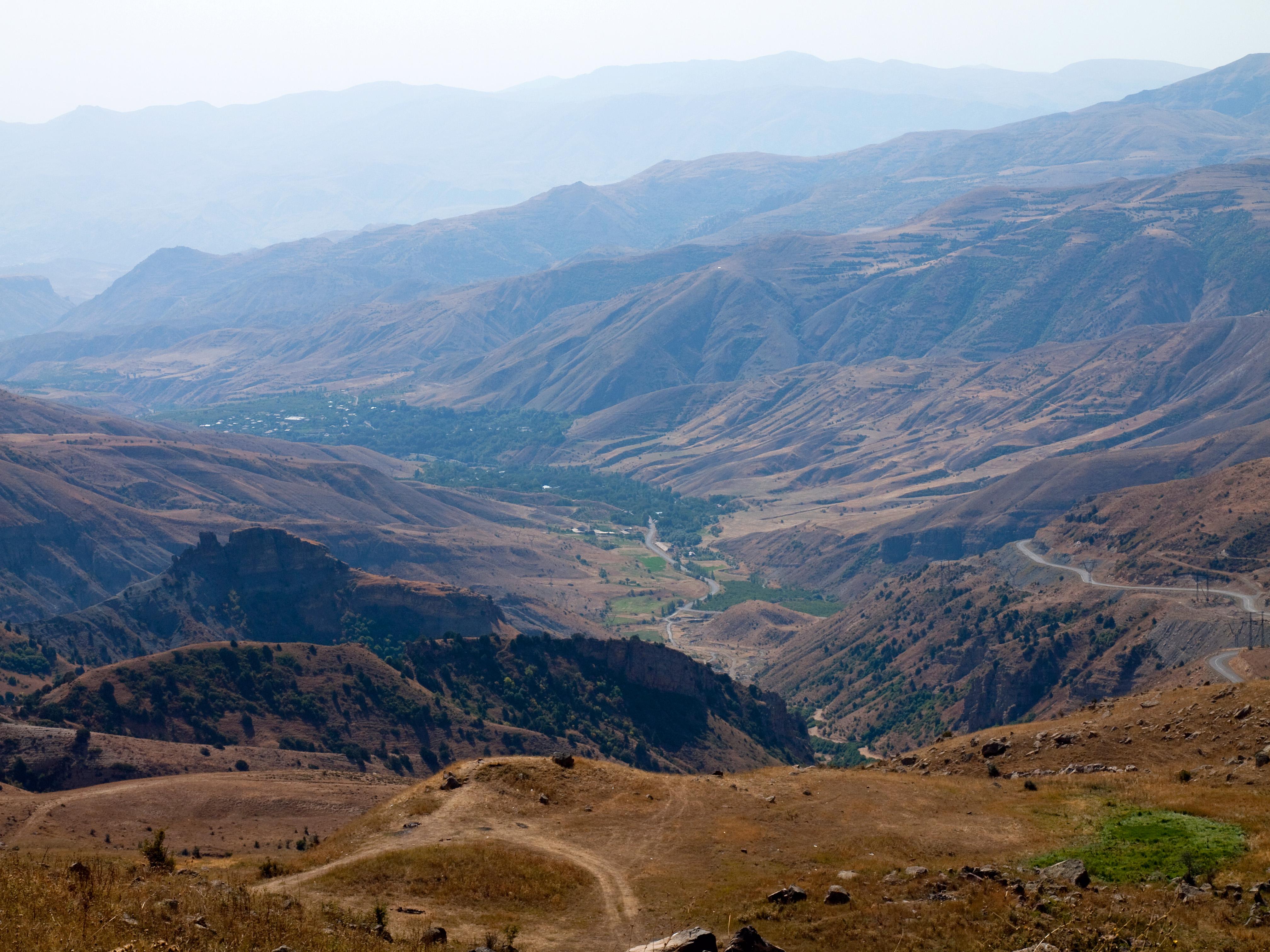 Селимский перевал