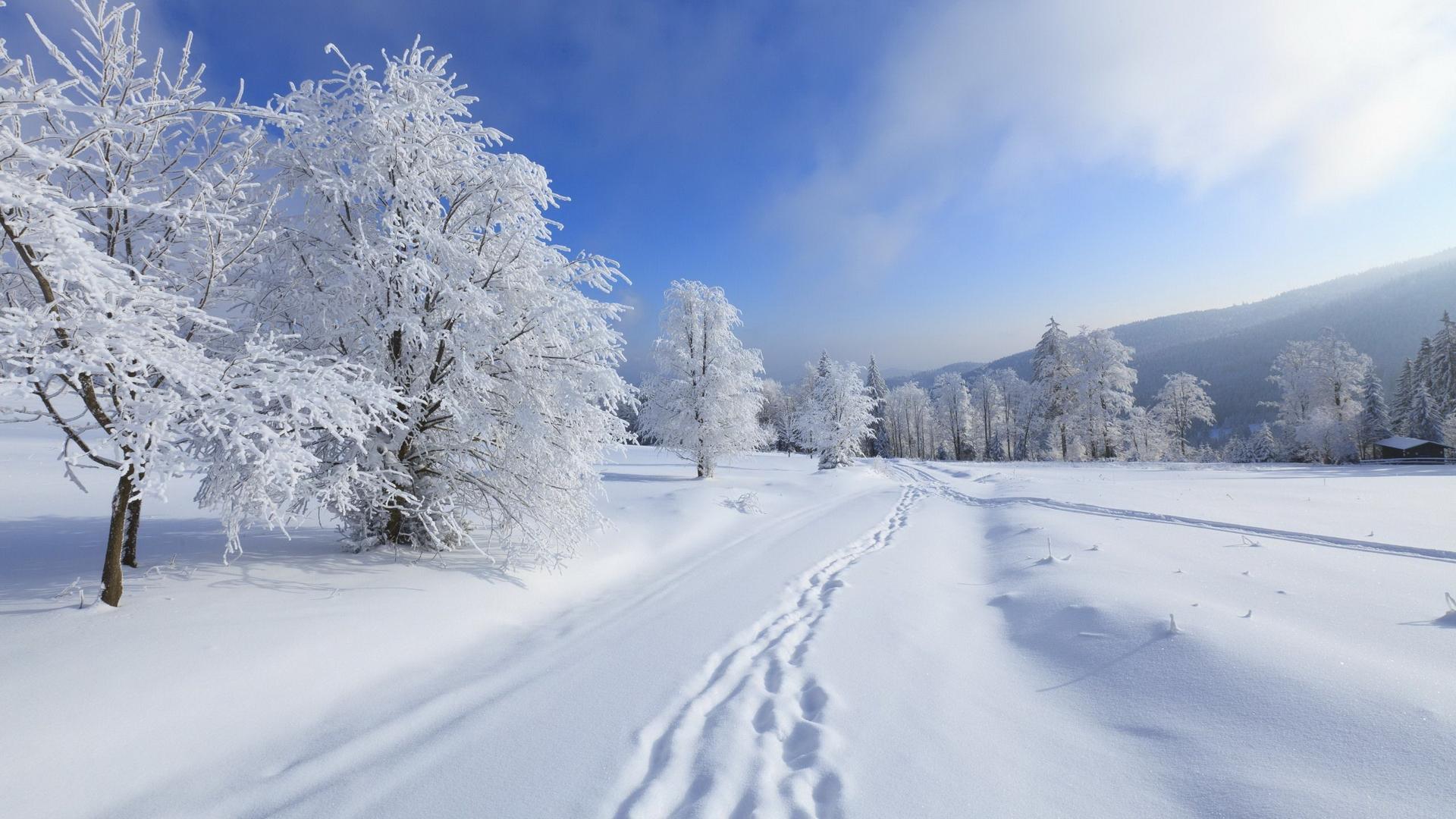 Снежные горы Армении