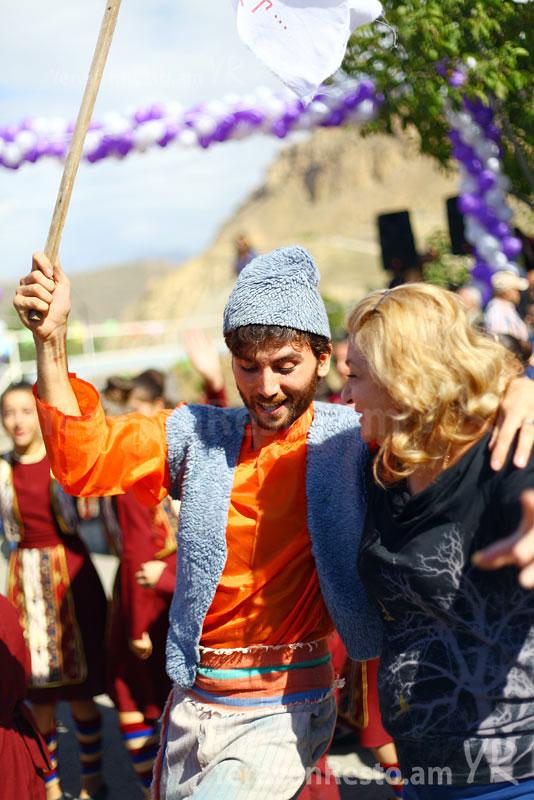 Винный фестиваль в Арени