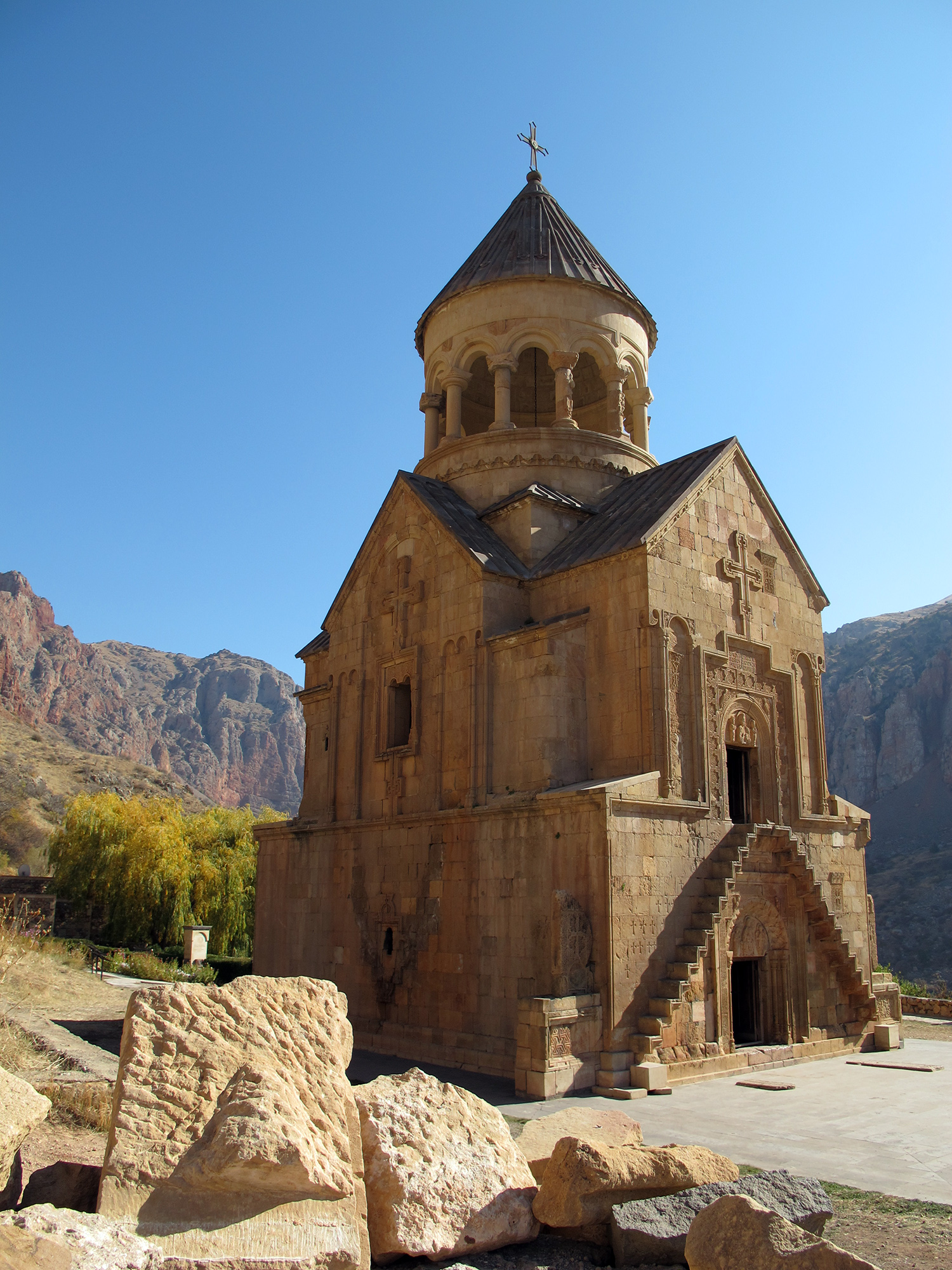 S. Astvatsatsin Church, Noravank